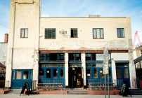 TEMPORARY CURTAIN CALL FOR HARLESDEN PICTURE PALACE